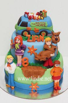 Scooby Doo Cakes Hledat Googlem