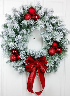 Heres the perfect Gifts Under $50 for you or your loved one, just tell your Honey its an early gift for yourself! ;-) If you love a Traditional Christmas like I do, then this stunningly beautiful wreath is Just what youve been looking for Just in time for your door and is sure to