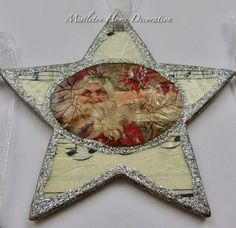 Great tutorial, and gorgeous Christmas stars!