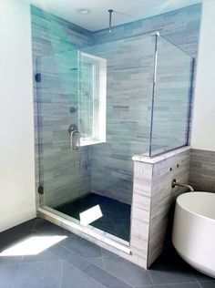 Bathroom interior 863354191048646660 - Beautiful frameless shower enclosure installation by our master craftsmen! It's time to get your bathroom remodel started! Diy Bathroom Remodel, Bathroom Renos, Bathroom Layout, Bathroom Interior Design, Bathroom Renovations, Bathroom Ideas, Bathroom Designs, Shower Ideas, Budget Bathroom