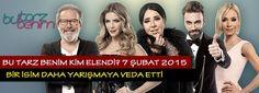 TV8 Bu Tarz Benim Eleme Gecesi Kim Elendi? 07.02.2015