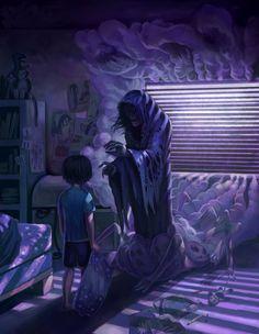 Dark Room by RyanWC.deviantart.com on @deviantART