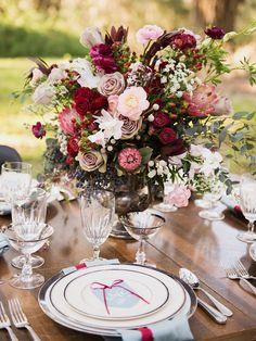 Decoração de casamento | Flores da primavera para a cidade, campo e praia