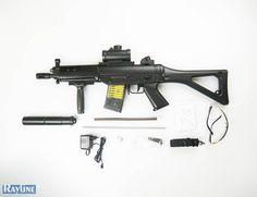 Softair Sturmgewehr Vollautom. M82 Automatic Assault Weapon