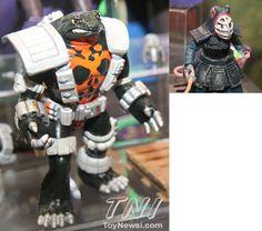 Nickelodeon Teenage Mutant Ninja Turtles Newtralizer & Splinter v2 Figures Delayed - TMNT - Action Figures Toys News ToyNewsI.com