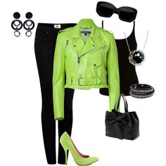 Featuring Ethel - Green Shoe Republic//LOVE the jacket!