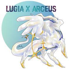 Lugia X Arceus by Seoxys6 on DeviantArt