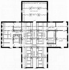 Cattle Barn Floor Plan