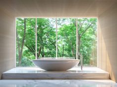 Indoor Bathrooms That Connect with Outdoor Spaces One designer's trend that is catching on quickly is the strategic placement of the bathroom. The modern bathroom is assuming the shape of a stylish and soothing retreat. Many designers are creating bathrooms that visually and architecturally...