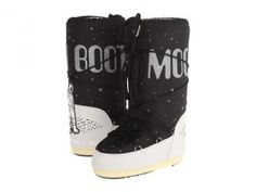 Tecnica Moon Boot Space (Black) Cold Weather Boots