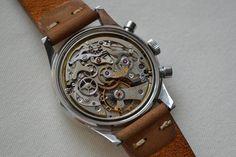 Wittnauer Professional Chronograph 242T Valjoux 72