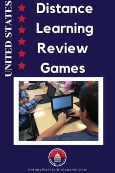 Accelerate and engage your US History students' with this online distance learning review games! This product contains 10 editable Socrative games that are sure to engage your students. The US history bundle is sure to lead your students to success and engage them in the content. Perfect for distance learning! #distancelearning