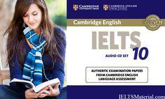 Cambridge ielts 10 pdf And Audio Free Download