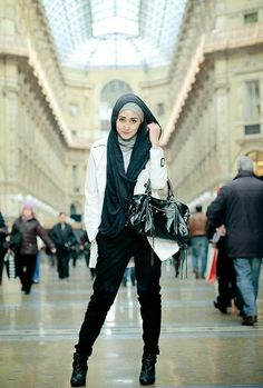 hijab tomboy - Google Search