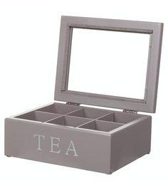 leuke thee doos