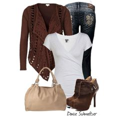 Untitled #153, created by denise-schmeltzer on Polyvore