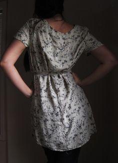 Pure Silk Floral Spring dress