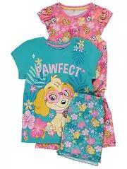 2 Pack Paw Patrol Pyjamas