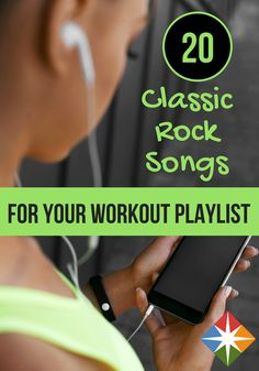 Let these 20 classic rock songs power you through your next workout!