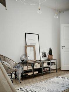Wohnung einrichten minimalistische Einrichtungsideen