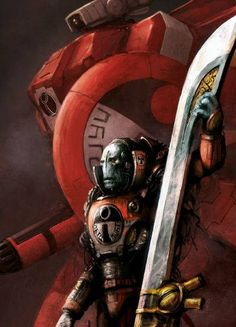 Tau renegade Commander Farsight
