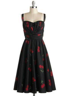 Perfect Perennial Dress