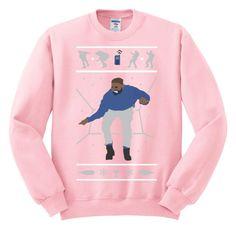 """pink drake sweater"" by tatianaalfaro on Polyvore"