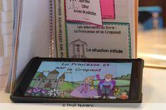 Littérature Jeunesse \ La Princesse et le Crapaud