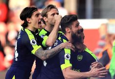 Arsenal late insurgence may finish them in top four and continues with Arsene Wenger's legacy