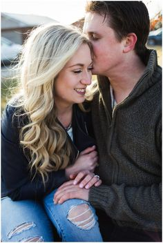 Sarnia Engagement Photographer, Brittany VanRuymbeke, shares Sam & Sacha's recent fun engagement session held on a rustic family farm. Engagement Photography, Engagement Session, Couple Posing, Couple Photos, Chatham Kent, Brittany, Films, Poses, Rustic