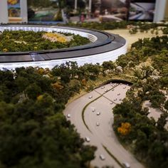 Apple Campus in Cupertino - Foster & Partners