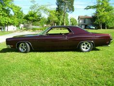 1970 ltd 2dr coupe
