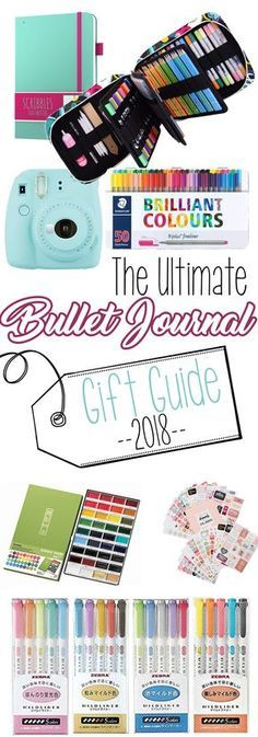 The Ultimate 2018 Bullet Journal Gift Guide The Ultimate Bullet Journal Gift Guide of Bullet Journal September, Bullet Journal Wishlist, Bullet Journal Doodles, Bullet Journal Weekly Spread, Bullet Journal Gifts, Bullet Journal Christmas, Bullet Journal 2019, Bullet Journal Hacks, Bullet Journal How To Start A