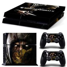 Star Wars Limited Edition Glossy Vinyl Decal Cover Cooperative Skin Ps4 Pro