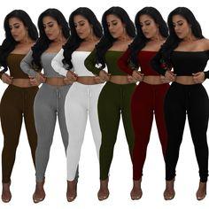 SELX Women Jumpsuit Romper 2 Piece Outfits Snakeskin Print Crop Top Leggings Set