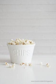 Color Blanco - White!!! pop corn