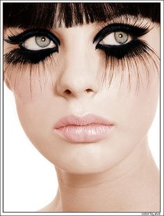 Ultra lashes.