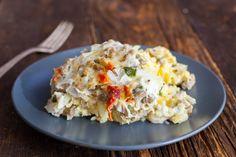 Omlet Casserole In A Crock Pot Recipe - Food.com