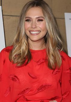 """Elizabeth Olsen at the Los Angeles premiere of """"I Saw The Light"""" at the Egyptian Theatre in Hollywood on March 22, 2016"""