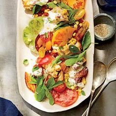 BLT Panzanella Salad | CookingLight.com