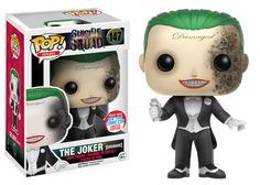 Pop! Heroes - Suicide Squad - The Joker [Genade]