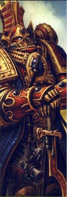 Phosis T'Kar was the Captain of the 2nd Fellowship of the Thousand Sons Space…