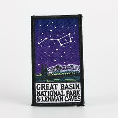 Great Basin Collector Patch