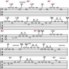 B.B. King Guitar Lesson: B.B. King Licks in The Key of A (pt. 2)