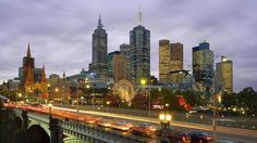 View Flinders Street Station, Melbourne City, Victoria, Australia in full screen Melbourne Victoria, Victoria Australia, Night City, Cool Countries, Melbourne Australia, Oh The Places You'll Go, San Francisco Skyline, Travel Photos, New York Skyline