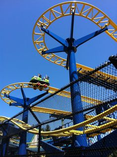 scary roller coasters in the world - Google Search