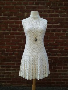 Crochet dresses for teens and adults on Pinterest