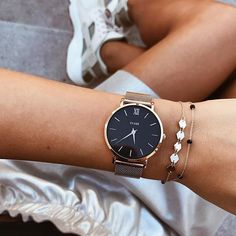 Always in time with my @cluse   #cluse   #clusejewellery   #fallforcluse   #cluselabohème #rosegold   Promo code per l'acquisto: ALICECOCCO_15