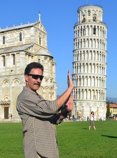 October 15, 2011 - Granger Douglas - Tower of Piza, Italy