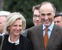 Princess Astrid and Prince Lorenz of Belgium